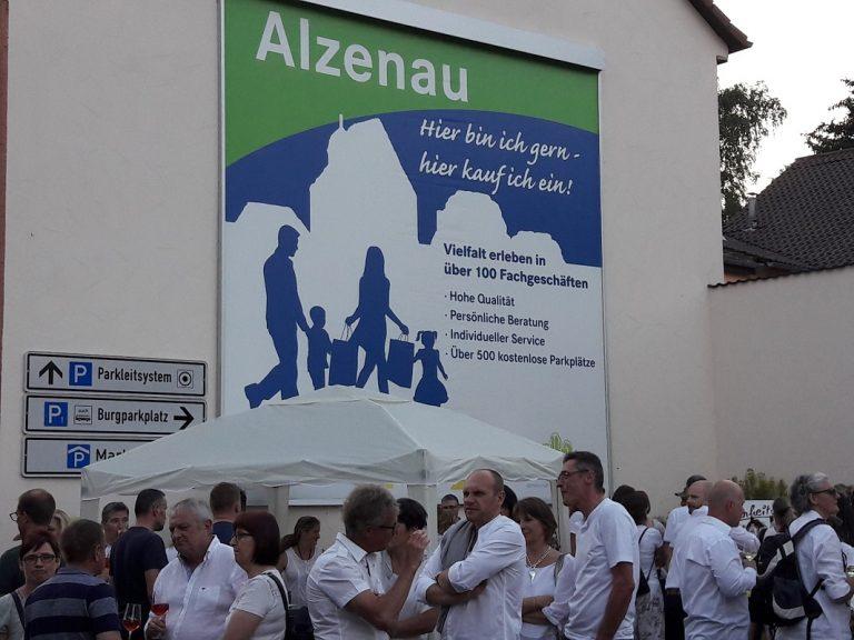 White Night Alzenau GHG