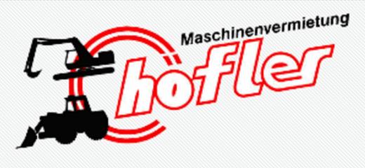 Maschinenvermietung Höfler