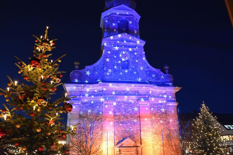 Weihnachtsmarkt Kirche Alzenau GHG